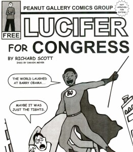 Lucifer for Congress
